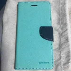 iPhone 8 Plus case with Wallet